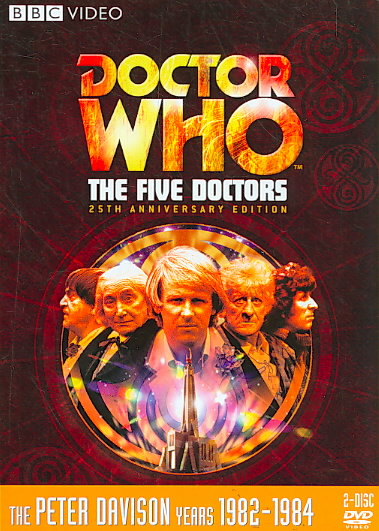 DOCTOR WHO:FIVE DOCTORS:25TH ANNIVERS BY DOCTOR WHO (DVD)